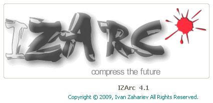 نرم افزار باز کردن فایلهای ایمیج - IZArc